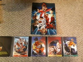 Street fighter II Collection dvd