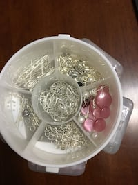 Beads and pieces for jewelry making