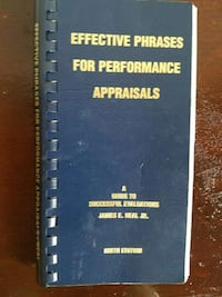 effective phrases for performance appraisals Houston, 77043
