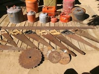 Double Sided Saw & Collection of Saws  Lancaster, 93535