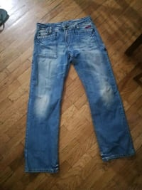 Jeans palazzo replay Milano