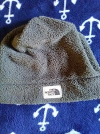 North Face super-fit fleece beanie
