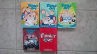 Family Guy DVD Collection-excellent condition Brampton
