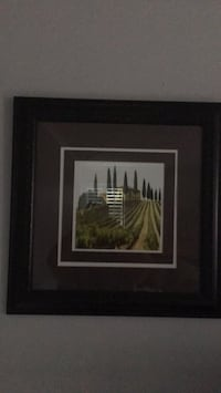 brown wooden framed painting of house Temple City, 91780