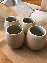 Handmade Tea Mug Set (4) Falls Church, 22046