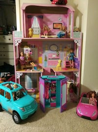Barbie boll house 3storys  Ventura, 93001