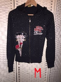 Betty Boop zip-up giacca Campodarsego