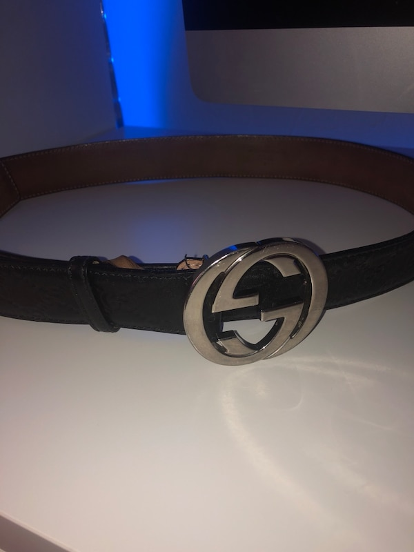 Real Gucci belt need gone ASAP