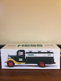 2018 Hess 85th Anniversary collector's Edition Truck.
