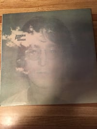 Record Album Vinyl LP John Lennon Imagine