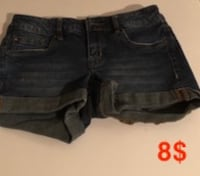 Short Jeans null