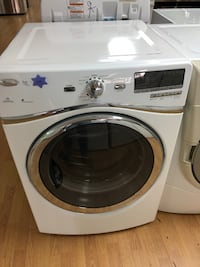 Whirlpool white dryer  Woodbridge, 22191
