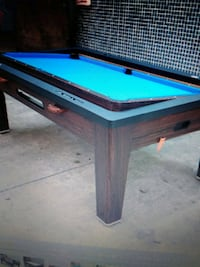 Air hockey / pool table great cond. have all piece Philadelphia, 19135