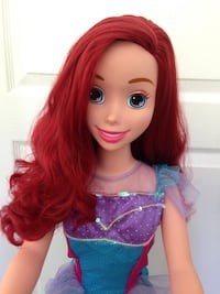 Ariel Fairytale Friend Doll