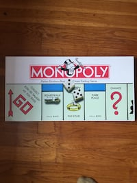 Monopoly Board Game Milford, 03055