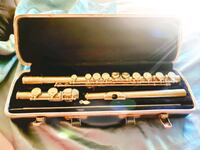 Bundy II - Flute The Selmer Company USA Silver and case is in excellen Woodbridge, 22192