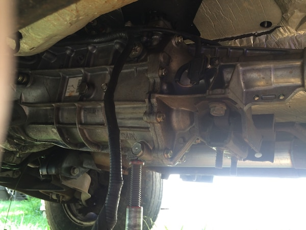 1993 Ford Ranger 5 Speed Manual Transmission For Sale Manual Guide