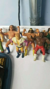 over 20 old wrestlers from the early 90s Hamilton, L8K 2R2