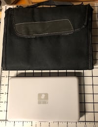 Diaper pad and wipes holder 392 mi