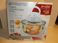 Brand New Convection Oven- sells for 105$ Alexandria, 22302