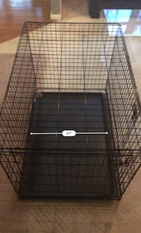 Sizable Dog Cage With Front & Side Passageways Bowie, 20721