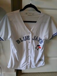 Women's Medium Size Blue Jay's Jersey Surrey