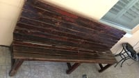 wooden bench - antique reclaimed wood Maitland, 32751
