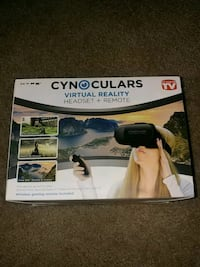 New! Cynoculars VR Headset and Remote Phoenix, 85027