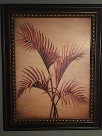 TWO Large art paintings (will sell together or separately) Sandy Springs, 30328