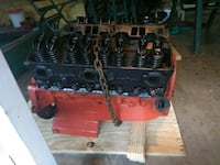 black and red car engine Dallas, 75253