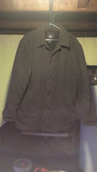 Men's Large Pea coat Dark Grey West Allis, 53214