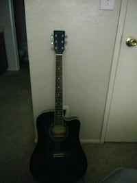 brown and black acoustic guitar Citrus Heights, 95621