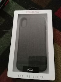 INCIPIO. cover for i phone x  brand new