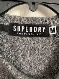 Men's Super dry cashmere sweater  Vancouver, V5P 3N3
