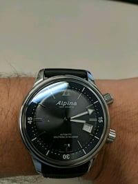 Alpina Seastrong Diver Heritage Brooklyn