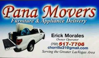 Any delivery or small move anytime anywhere
