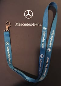 Mercedes Benz Key Lanyard  517 mi