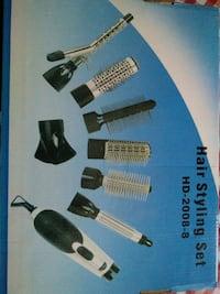 hair styling set Enköping, 745 32