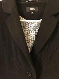 Marks & Spencer black blazer