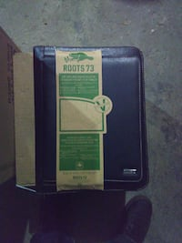 black Roots 73 leather case