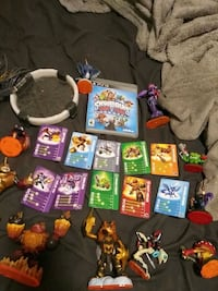 Skylanders ps3 game bundle Ann Arbor