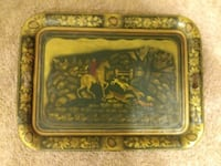 Painted tray Baltimore, 21225