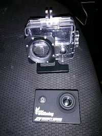 Used Black And Gray Action Camera For Sale In San Antonio Letgo
