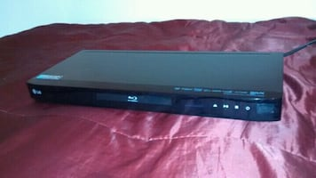 LG blue ray player no remote