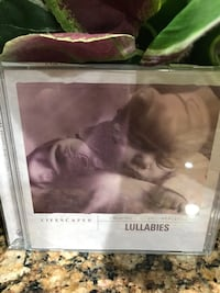 Lullabies - CD for baby  Tracy, 95376