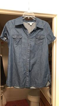 Ladies Denim  shirt Lakeland, 33812