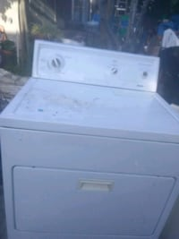 white front-load clothes dryer Hayward, 94544
