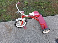 toddler's pink and white trike Galloway, 43119