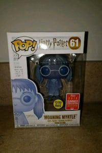 Moaning Myrtle 2018 LIMITED EDITION Funko Pop Arlington, 22206
