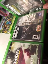 Xbox one games  Los Angeles, 90042